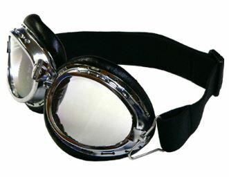 LEADリード工業BARTONPG-402Aビンテージゴーグル|ゴーグルヘルメットヘルメハーフヘルメ