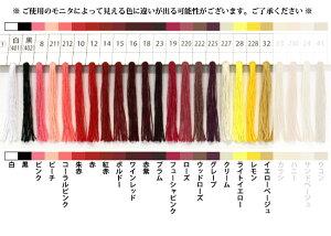 シャッペスパン厚地用ミシン糸30番100m巻(1024-1)