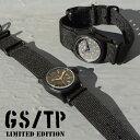 【ポイント10倍】 GS/TP 腕時計 手巻き腕時計 NATOベルト メンズ腕時計 日本製 イギリス デザイン メイドインジャパン MMD02B MMD03B MMD04B MMD02G MMD03G MMD04G ミリタリー 腕時計とおもしろ雑貨のシンシア MZ99