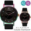 【安心と信頼の正規販売店】 2年保証 KLASSE14 クラス14 クラッセ 腕時計 Rainbow 42mm 36mm VOLARE VO15TI001W V...