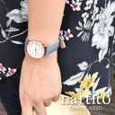 レディース腕時計 nattito ダニー 小 AB005 ファッションウォッチ プチプラ シンプル 可愛い 合皮 革ベルト プレゼント ギフト 保証1年 【メール便OK】 【あす楽対応可】