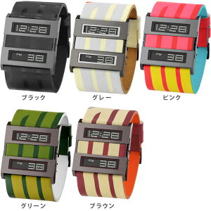 ZERONE/ゼロワン【DOPPEL/PLUGIN】メンズレディース腕時計【送料無料】【smtb-k】【w3】