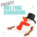 Melting Snow Man メルティングスノーマン 雪だるま クリスマス プレゼント 雪 スノー ギフト スノーマン かわいい おしゃれ シリコン ..