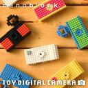 nanoblock TOY DIGITAL CAMERA/ナノブロックトイデジタルカメラ トイデジ【Mac・Win対応】【あす楽_土曜営業】腕時計とおもしろ雑貨のシンシア【RCP】