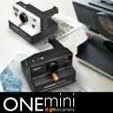 onemini インスタントカメラ風ミニトイデジタルカメラ ONEmini/ワンミニ【CARBON/カーボン】トイデジ