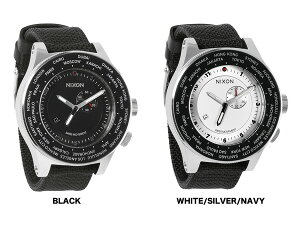 【NIXON/ニクソン:正規品】THEPASSPORTパスポートアナログワールドタイムウォッチメンズ2色レディース腕時計MZ99【送料無料】腕時計のシンシア