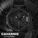 【機能性・デザイン性、共に最強腕時計】 メンズ腕時計 FrancTemps GAVARNIE フランテンプス ガヴァルニ ラバーベルト NATOベルト レデ..