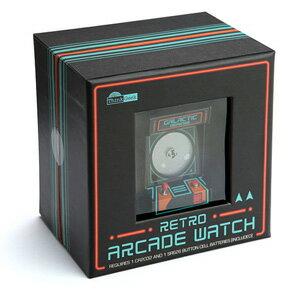 【ThinkGeek】レトロアーケードウォッチ/ClassicArcadeWristwatchトイウォッチメンズレディース腕時計【あす楽_土曜営業】【送料無料】