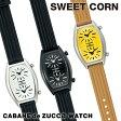 【ポイント10倍】 CABANE de ZUCCa カバンドズッカ SWEET CORN AJGK060 AJGK061 AJGK062 送料無料 腕時計 MZ99