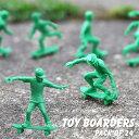 トイボーダーズTOY BOARDERS スケーター サーファ...
