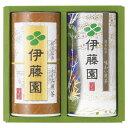 伊藤園 ふかみ・味わい煎茶セット【ご挨拶 煎茶 お茶 緑茶】