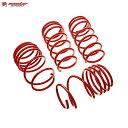 MONSTER SPORT モンスタースポーツ アルト HA36S ターボRS ローダウンスプリングセット 品番:520500-7310M