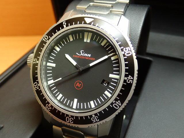 ジン 腕時計 Sinn 703 EZM3 FM ジン腕時計 特殊オイル、脱湿気の孤高した独自技術