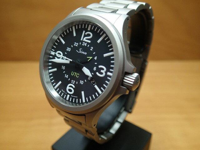 ジン 腕時計 SINN 856.M 優美堂のジン腕時計はメーカー保証つきの正規輸入商品です