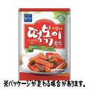 麺サラン』トッポキソース 150g <韓国調味料>