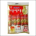 [3個までメール便可]『白雪』牛ダシダゴールド(スティック) (8g×12本) <韓国調味料・韓国ダシ>