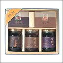 韓国伝統茶(霊芝.生姜.ナツメ)瓶3種類(生姜.ナツメ3gx10包)入りゲンヤンギフト30号