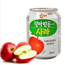 【ヘテ】リンゴジュース238mi】<韓国ドリンク・韓国ジュース>