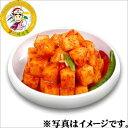 【冷蔵】『カンシネ』自家製カクテキ 500g <韓国キムチ・本場キムチ>