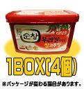 『スンチャン』コチュジャン 3kg(■BOX 4入) <韓国調味料・韓国味噌・韓国みそ>