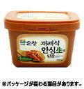『スンチャン』在来式デンジャン 500g <韓国調味料・韓国味噌・韓国みそ>