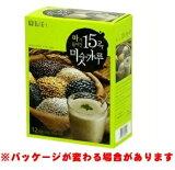 『ダムト』15穀ミシッカル(ミスカル)(20g×12入) 240g <韓国伝統茶・韓国健康茶・ダイエット飲料>