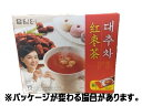『ダムト』なつめ茶(18g×15入) 270g <韓国伝統茶・韓国健康茶・ダイエット飲料>