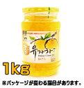 『オトギ(オットギ)』蜂蜜柚子茶(ゆず茶) 1kg <韓国伝統茶・韓国健康茶>