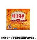 『クラウン』バターワッフル 36枚(12袋入) <韓国お菓子・韓国スナック>