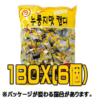 ヌルンジ味飴(大) 750g(■BOX 6入) <韓国お菓子・韓国スナック>