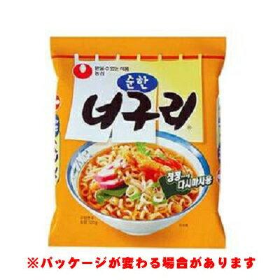 『農心(ノンシム)』ノグリラーメン(甘口) <韓国ラーメン>
