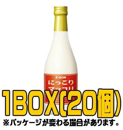 『二東』マッコリ(瓶) 360ml(■BOX 20入) <韓国どぶろく>