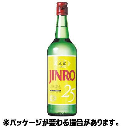 『眞露(ジンロ)』ジンロ 700ml <韓国焼酎>