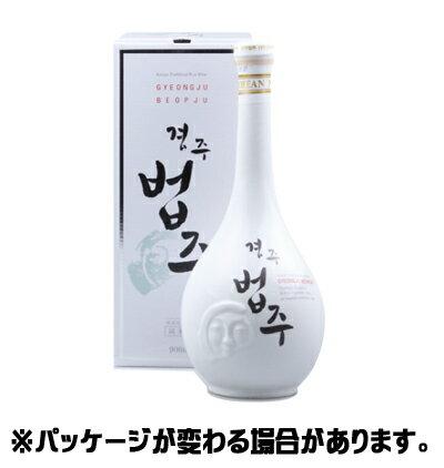 慶州法酒 900ml <韓国焼酎>の商品画像