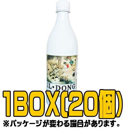 『抱川』一東マッコリ(ペット) 750ml(■BOX 20入) <韓国どぶろく>