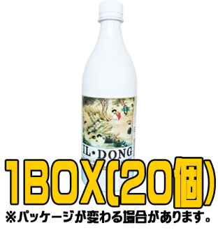 """Pocheon, one East makgeolli (pet) 750 ml (♦ BOX 20 pieces) < doburoku Korea >"