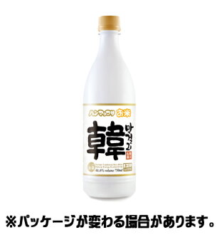 U.S. rice 750 ml [Korea doburoku]