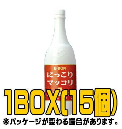 ●送料無料『二東』マッコリ(ペット) 1L(■BOX 15入) <韓国どぶろく>