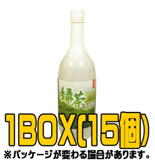 """Yangzhou"" green tea rice 1 L ( ■ BOX 15 pieces ) [Korea doburoku]"