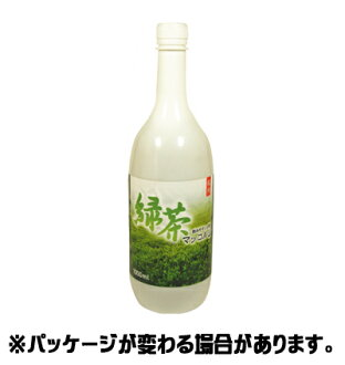 """Yangzhou"" green tea rice 1 l [Korea doburoku]"