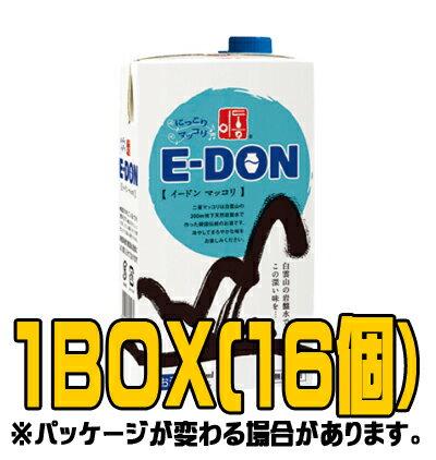 ●送料無料『二東』マッコリ(パック) 1L(■B...の商品画像
