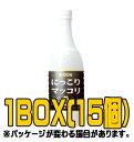 『二東』黒豆マッコリ 1L(■BOX 15入) <韓国どぶろく>