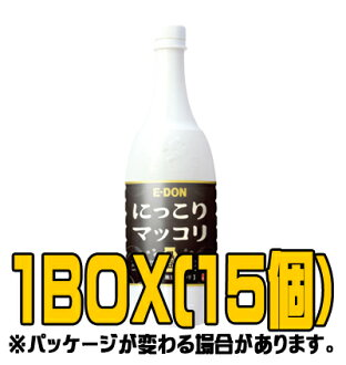 Two East with black bean rice 1 L ( ■ BOX 15 pieces ) [Korea doburoku]