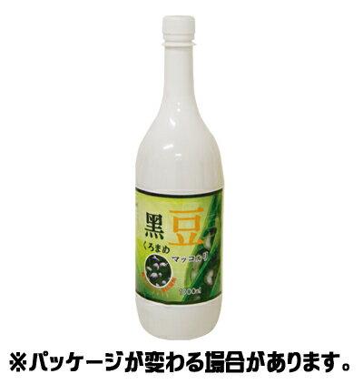 『楊州』黒豆マッコリ 1L <韓国どぶろく>の商品画像