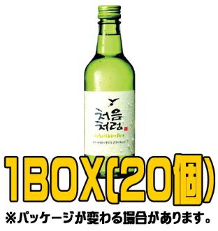 Soju 360 ml ( ■ BOX 20 pieces )