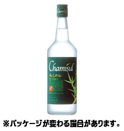 『眞露(ジンロ)』チャミスル 700ml <韓国焼酎>