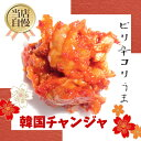 《冷凍》韓国チャンジャ(タラ塩辛) 500g <韓国キムチ・本場キムチ>