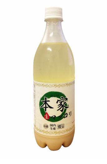 ★新販売★国産本家生マッコリ(750ml)アルコ...の商品画像