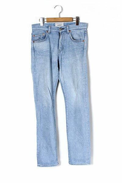 2015SS YAECA ヤエカ 7-12U Denim Pants デニムパンツ 29 USED BLUE/● メンズ 【ベクトル 古着】【中古】 160625