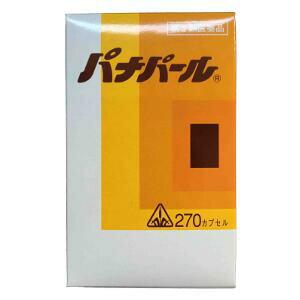 【第3類医薬品】ホノミ漢方 パナパール 270カプセル×5個セット 【コンビニ受取対応商品】